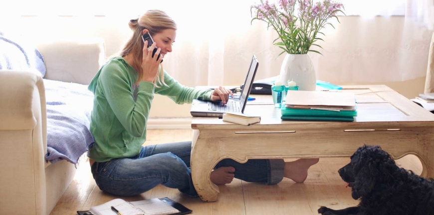 7 consigli per essere più produttivi lavorando da casa